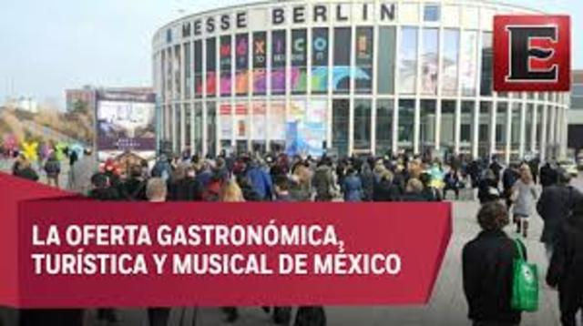 México presente en la Feria Internacional de Turismo en Berlín (ITB)