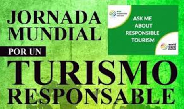 Jornada mundial por un turismo Responsable.