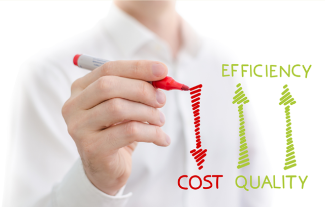 Cuarta etapa del concepto de calidad: Mejora continua de la calidad total