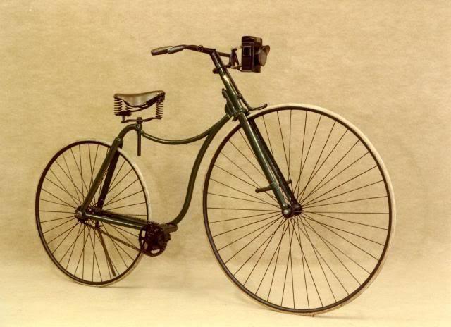 Bicicleta segura, John Kemp Sraley