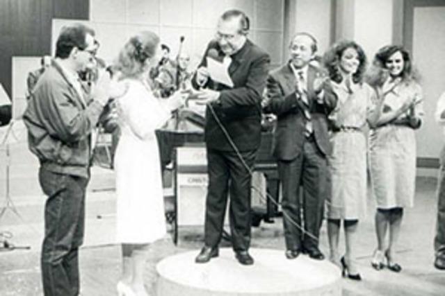 La inauguración de la televisión en Colombia 1954