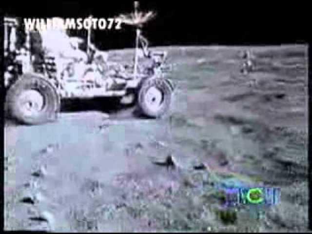 Los colombianos ven al hombre en la luna 1969
