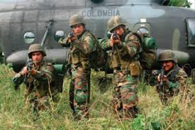 Movilización de 2.500 soldados hacia las fronteras