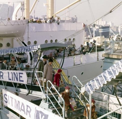 New Migrants to Australia