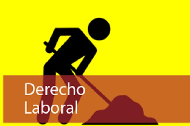 ETAPAS MODERNAS EN LA EVOLUCIÓN DEL DERECHO LABORAL.(PRIMERA ETAPA)