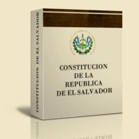 EN LA ETAPA DE LA EVOLUCIÓN CONSTITUCIONAL EN EL SALVADOR