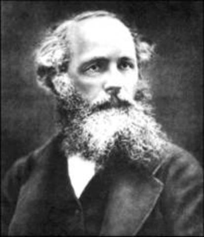 el Científico escocés James Clerk Maxwell