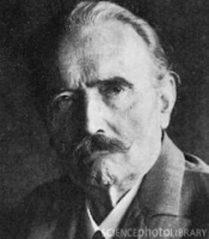 El estudiante alemán Paul Nipkow