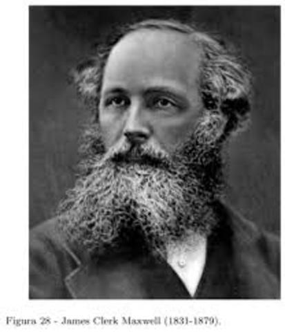 el Científico escocés James Clerk Maxwell descubrió la existencia de las ondas electromagnéticas que hacen posible la trasmisión de la televisión.