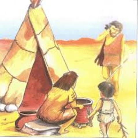 Año 8000 A.C.