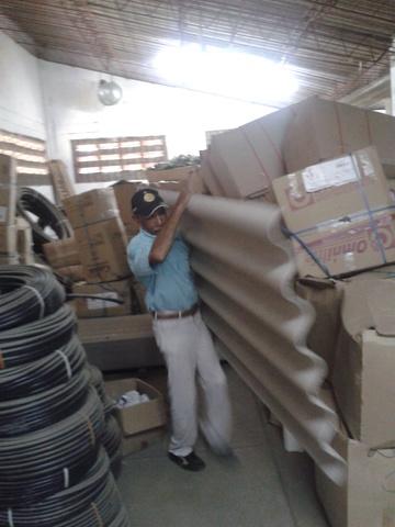 Entrega de ayudas Manaure La Guajira