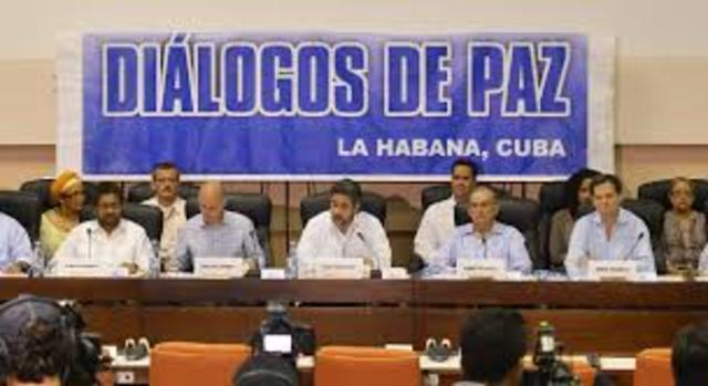 Inicio oficial de los diálogos de paz