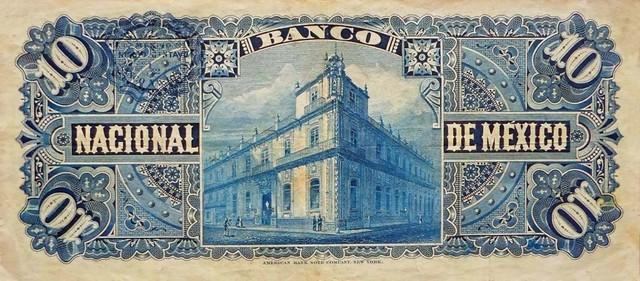 Nacimiento del Banco Nacional de México