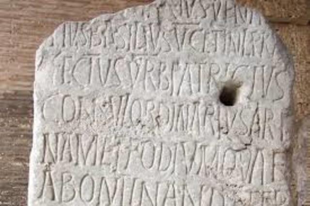 Acta Diurna in Rome