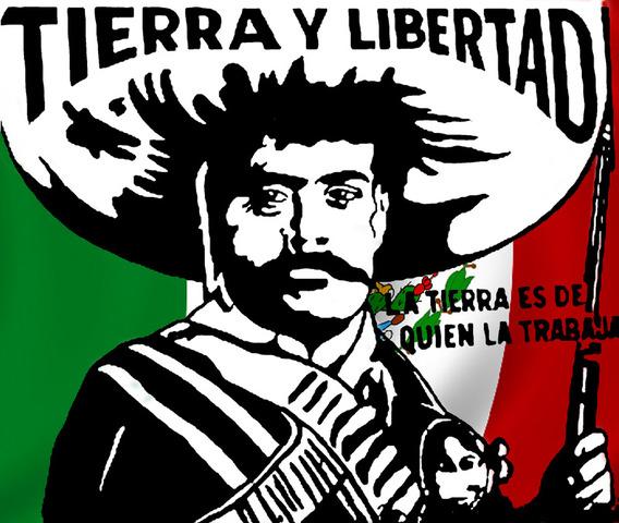 El Plan Ayala de Emiliano Zapata