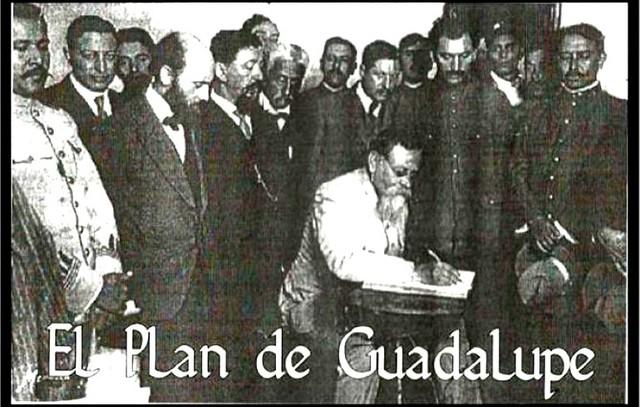Primera rebelión contra Victoriano Huerta