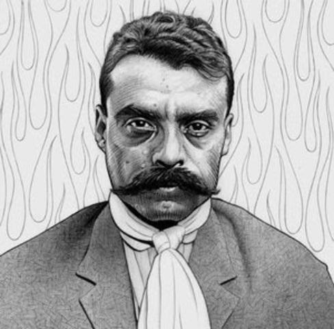 Emiliano Zapata - Lucha Paralela
