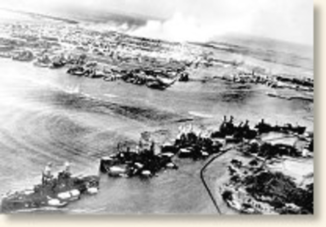 Japaneese Attack on Pearl Harbor