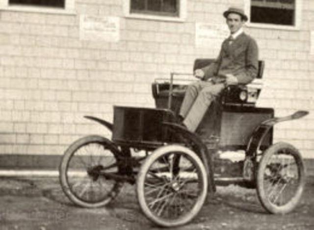 Primer auto propulsado por células eléctricas no recargables
