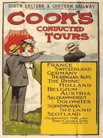 Primer tour guiado
