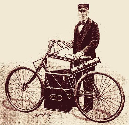 Primera motocicleta