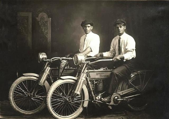 Primera Harley Davidson