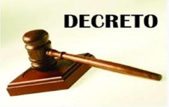 Decreto 2463