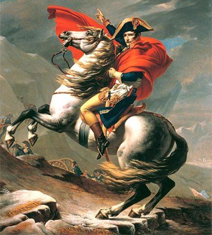 1800 Napoleón invade Italia: