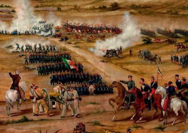 Francia entra en la guerra contra México: