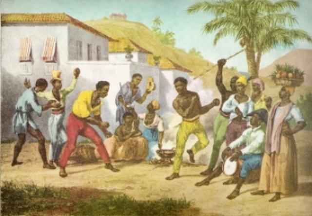 En Brasil tiene lugar la abolición de la esclavitud