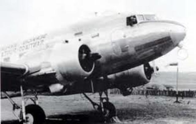 inicio de la aviación: