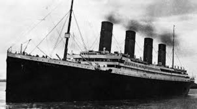 Hundimiento del Titanic: