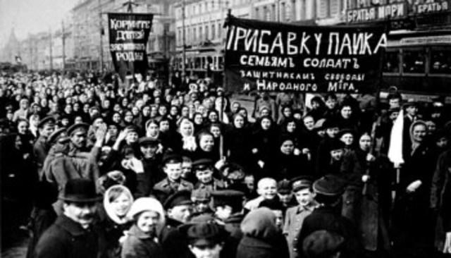 La Revolución Rusa: