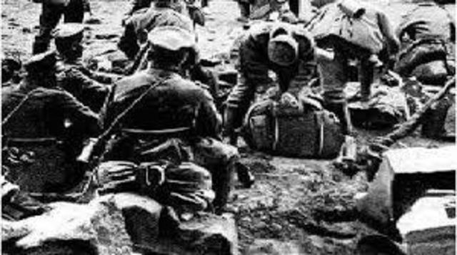 Derrota de Alemania en la Primera Guerra Mundial: