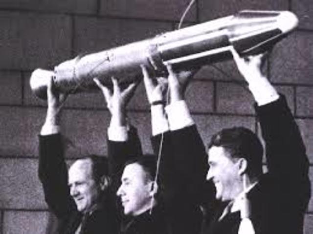 Inicio de la carrera espacial: