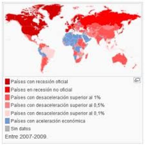 La Crisis económica mundial