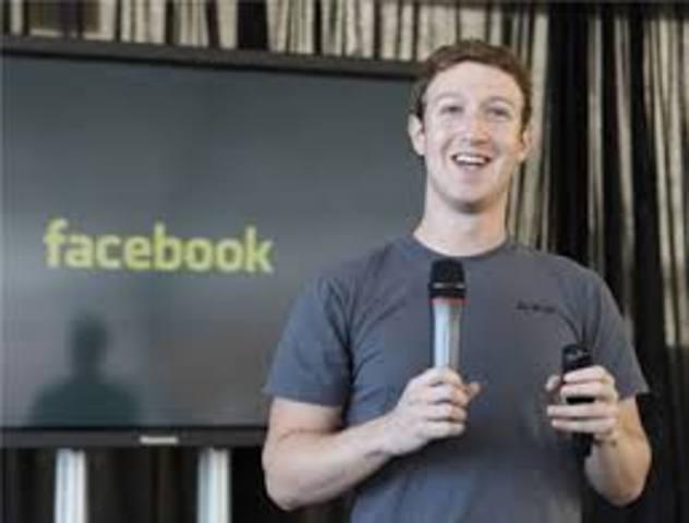 La invención de Facebook