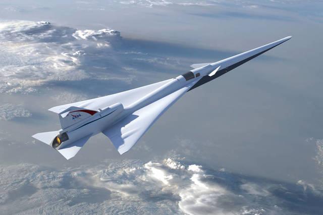 Aviación comercial supersónica