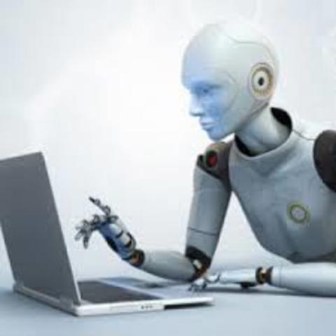 computadores personales y robots