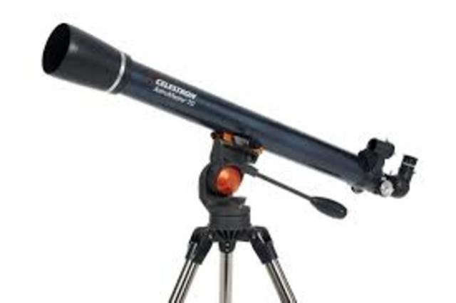 Nuevo microscopio