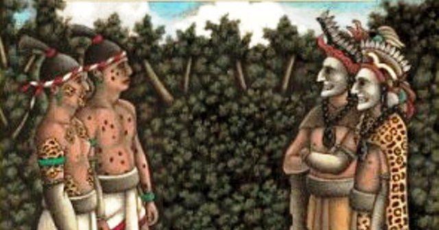 Fallan las alianzas mayas
