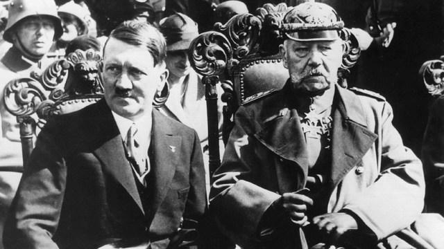 Hitler zum Reichskanzler