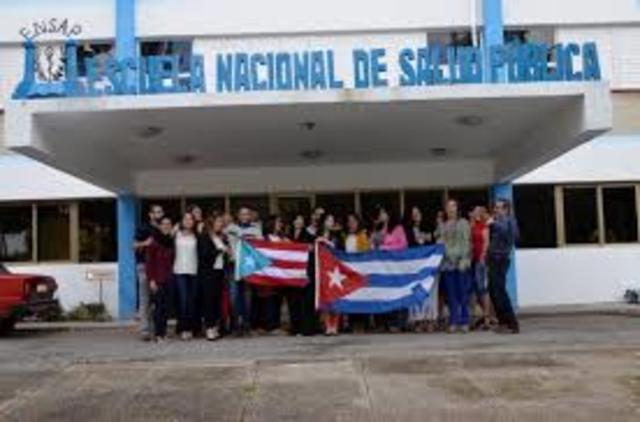 Escuela de Salud Pública de Cuba.