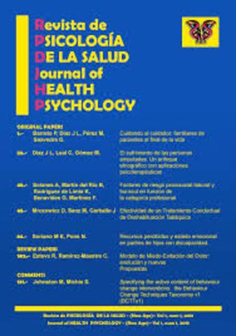Se publica el primer ejemplar de la Revista de Psicología Hospitalaria en  Brasil.
