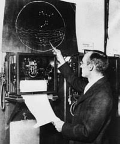 Radioastronomía, su origen.