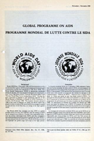 Programa Mundial sobre el SIDA