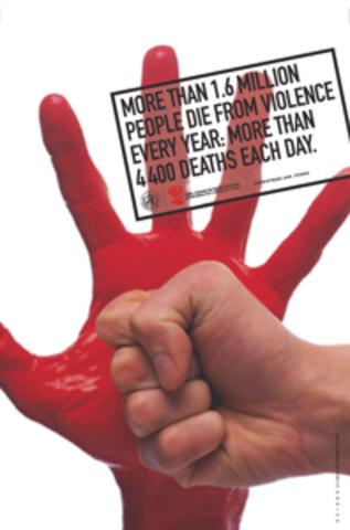 Primer Informe mundial sobre la violencia y la salud