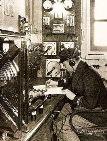 La Unión Telegráfica y la Unión Radiotelegráfica