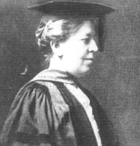 First Woman in The APA