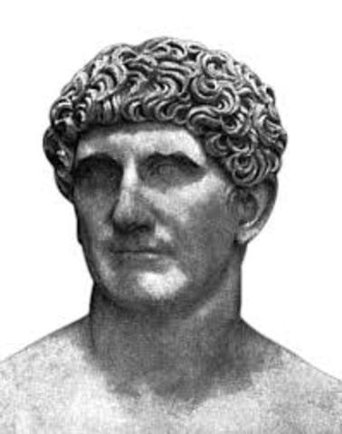 Marcus Antonius is Killed